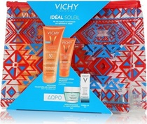 Picture of VICHY IDEAL SOLEIL SPF50 ΓΑΛΑΚΤΩΜΑ ΣΩΜΑΤΟΣ WET 200ML, IDEAL SOLEIL FACE CREAM SPF50 MAT TINTED ΜΕ ΔΩΡΟ ΜΑΣΚΑ ΕΝΥΔΑΤΩΣΗΣ 15ML ΚΑΙ MINERAL 89 5ML